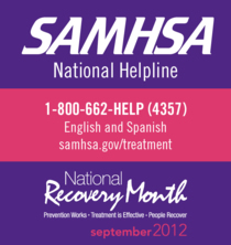 SAMHSA National Helpline
