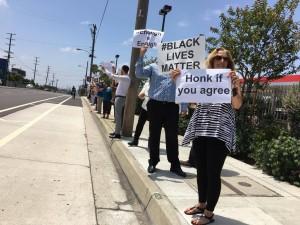 SHILEDS BLM Demonstration